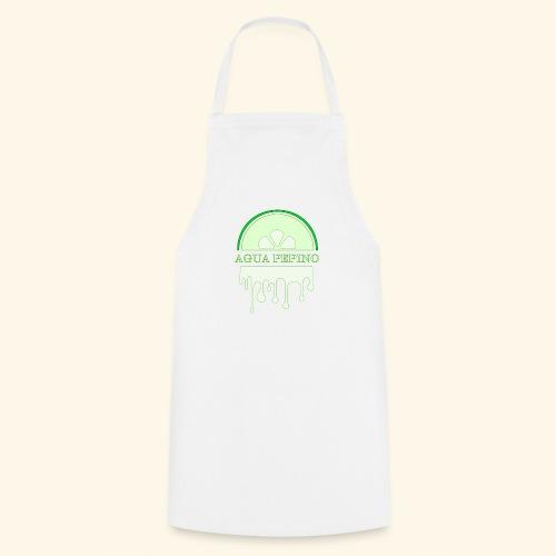 Agua Pepino (Gurkvatten) - Förkläde