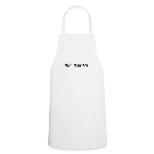 Minnie Muslimah - Cooking Apron