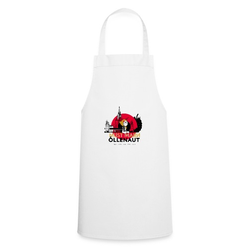 Õllenaut Must Mari - Cooking Apron