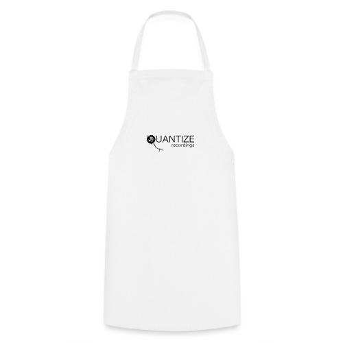 Quantize Black Logo - Cooking Apron