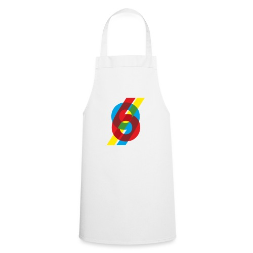 colorful numbers - Cooking Apron
