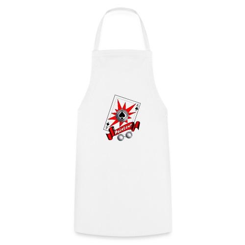 t shirt petanque as des pointeurs boules - Tablier de cuisine
