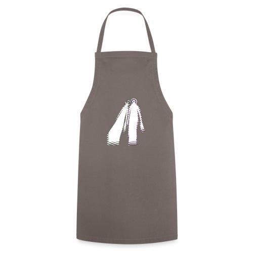 fatal charm - hi logo - Cooking Apron