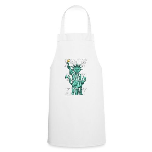 Meow York Kitty - Cooking Apron
