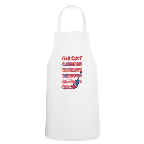 GuitArt - Cooking Apron