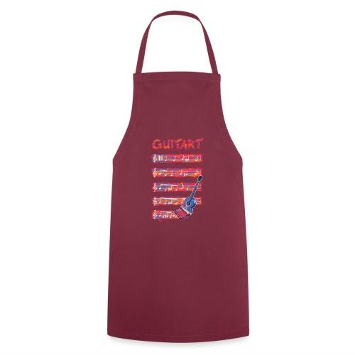 GuitArt - Cooking Apron