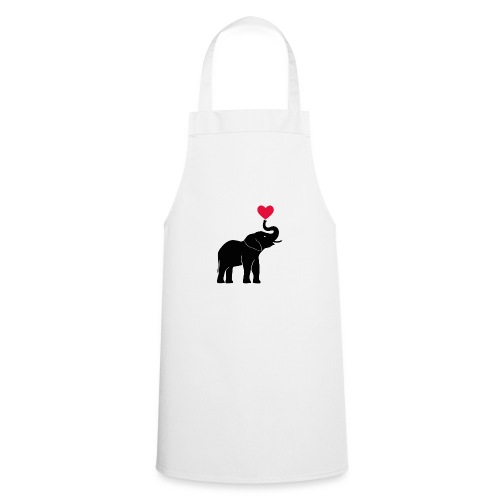 Love Elephants - Cooking Apron
