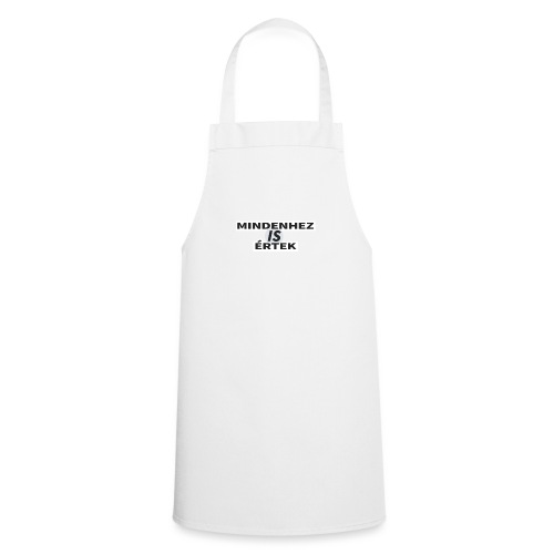 I also know everything. - Cooking Apron