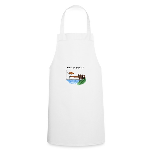 Let's go fishing - Cooking Apron
