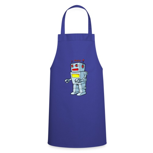 Robot - Grembiule da cucina