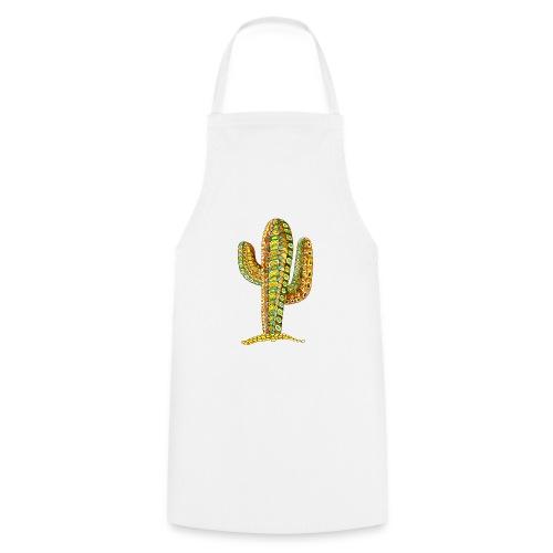 Le cactus - Tablier de cuisine