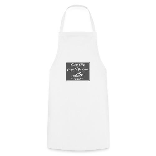 Logo officiel Chambres d'hôtes et Cottages - Tablier de cuisine