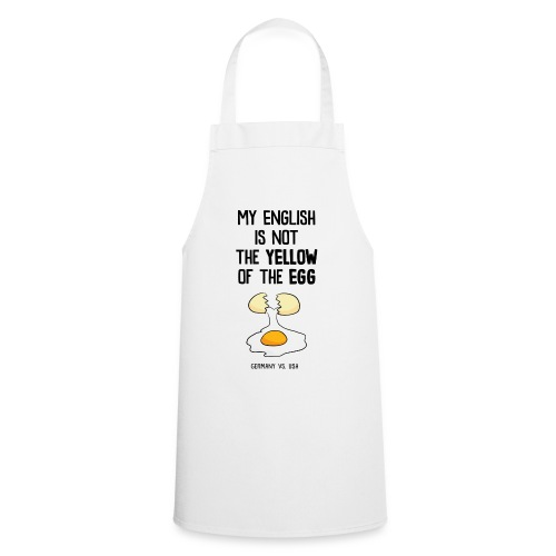 Egg Vertikal png - Kochschürze