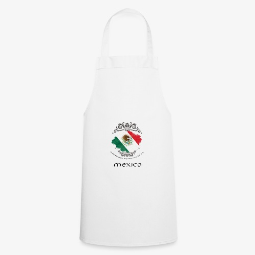 Mexico Vintage Bandera - Kochschürze