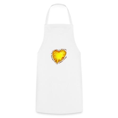 Cuore d'oro - Grembiule da cucina