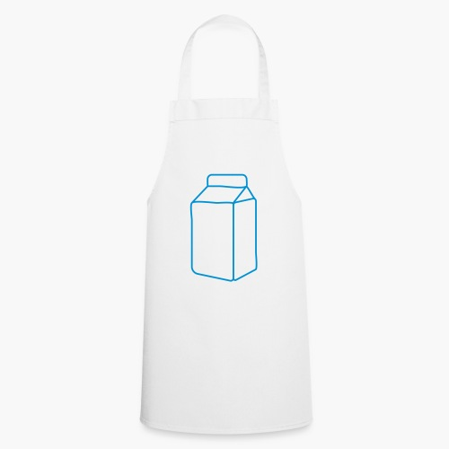 milk carton - Cooking Apron