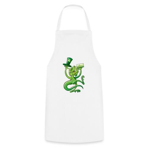 Saint Patrick's Day Iguana - Cooking Apron
