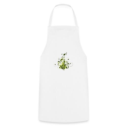 Flora - Delantal de cocina