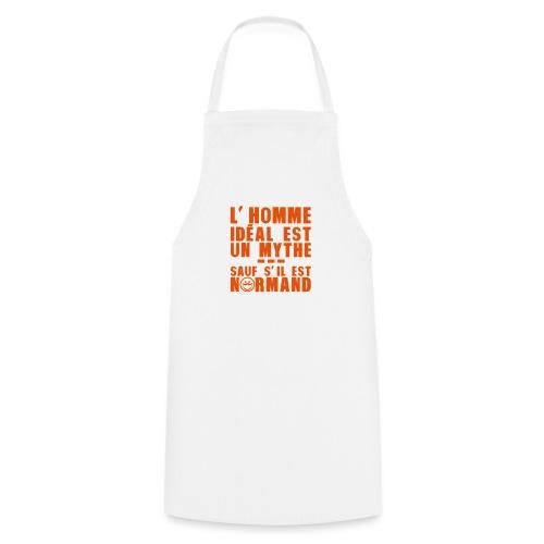 normand homme ideal mythe humour citatio - Tablier de cuisine