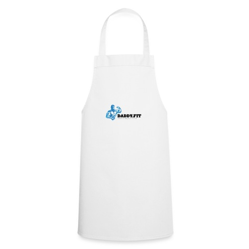 Daddy Fit Logo - Cooking Apron