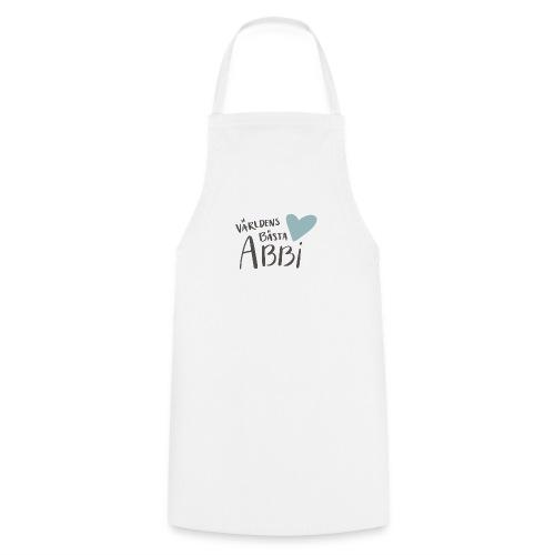 Världens bästa Abbi - Förkläde