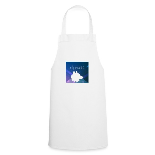 Digiwolf Logo Print - Cooking Apron