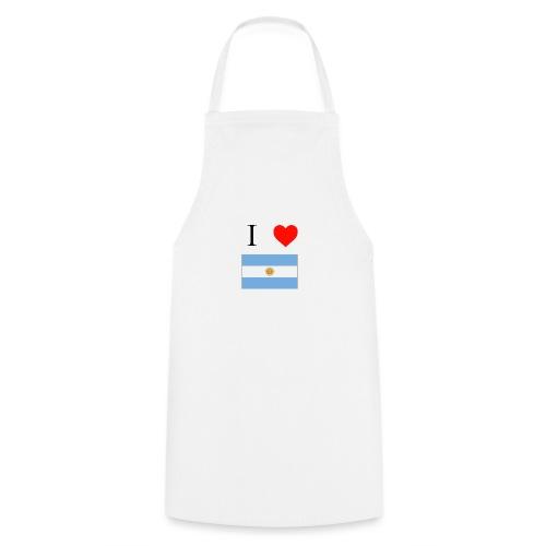 i love argentina - Delantal de cocina