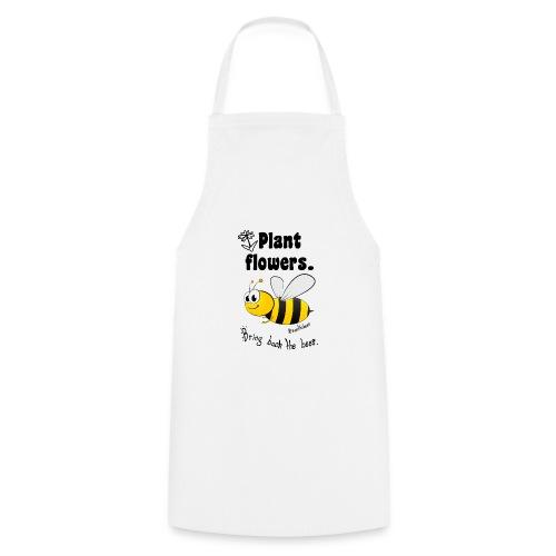 Bees8-2 Bringt die Bienen zurück! | Bookrebels - Cooking Apron