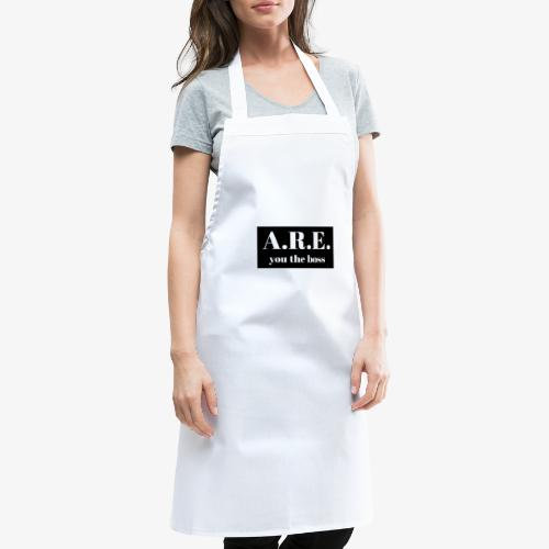 AREyou the boss - Cooking Apron