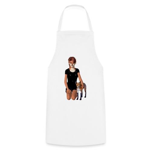 Fox Girl - Kochschürze