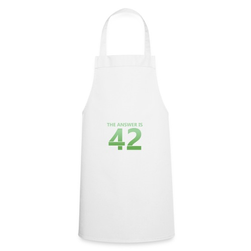42 - Cooking Apron