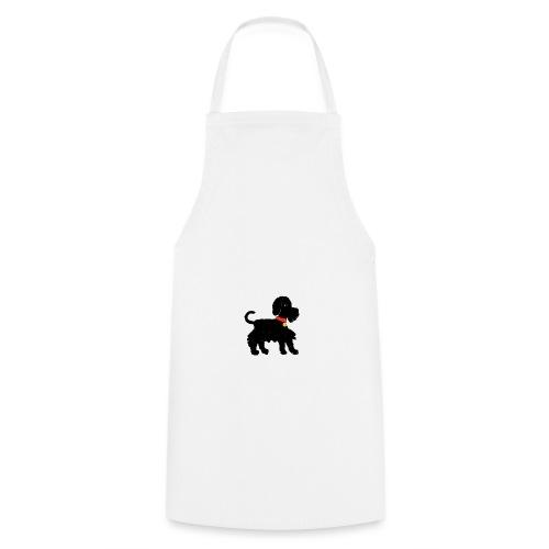 Schnauzer dog - Cooking Apron