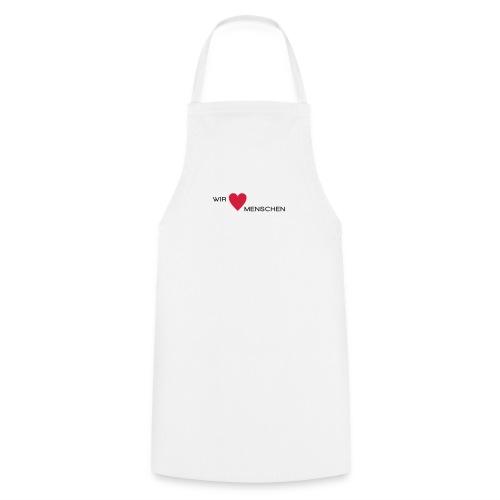 Wir lieben Menschen - Kochschürze