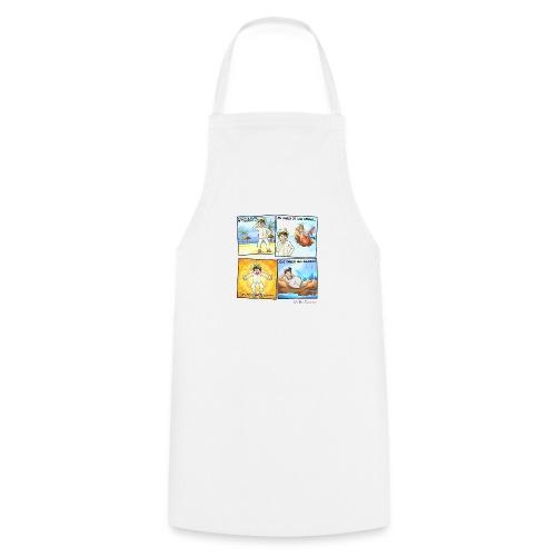 Tremenda Sirena - Delantal de cocina