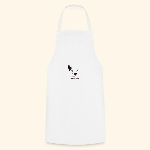 MONOCULAR DOG - Delantal de cocina