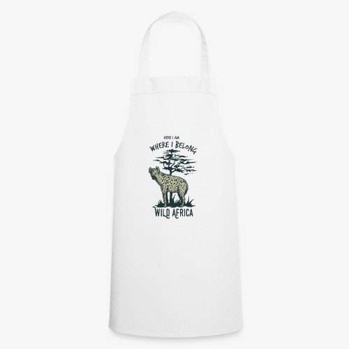 Hyäne - Kochschürze
