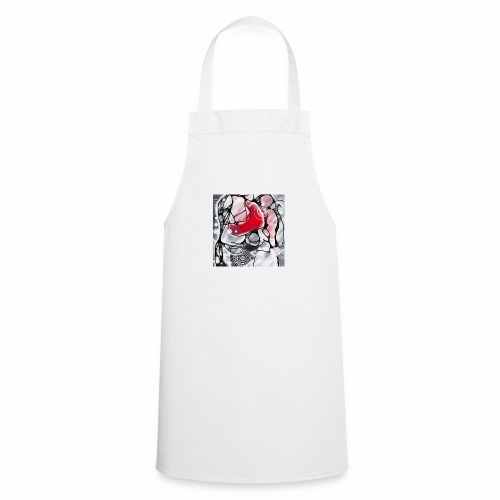 LiD, Winter Collection 2017-18, Focus in Red - Cooking Apron