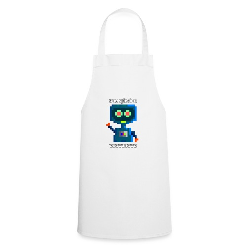 Wow Spicebot, Wow! - Cooking Apron