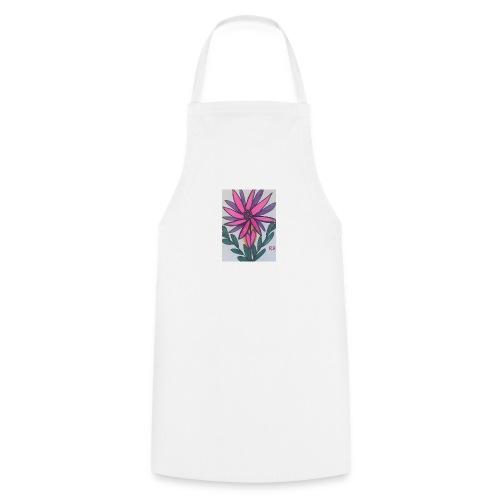 Flor - Delantal de cocina
