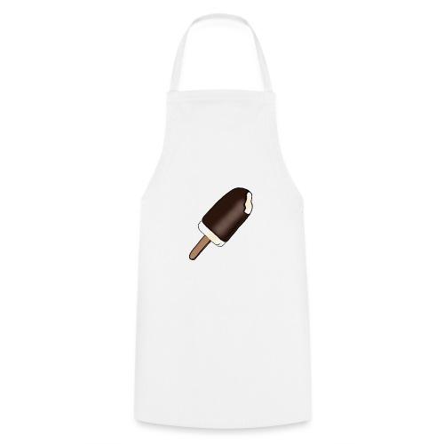 Eis am Stiel mit Schokoladenüberzug - Kochschürze