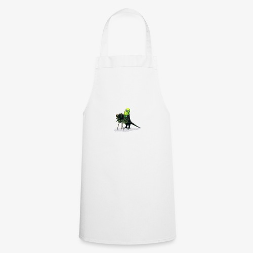 Budgie Camera - Cooking Apron