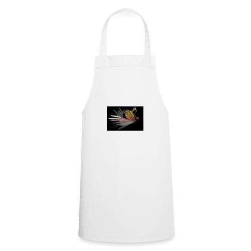 Abstarct Bird and Skeleton Hand - Cooking Apron