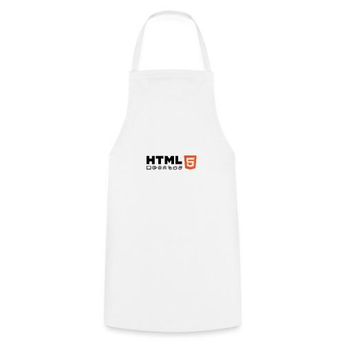 Html 5 - Tablier de cuisine