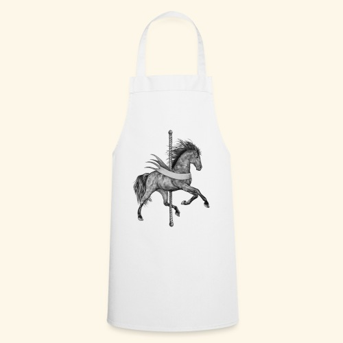 Carousel Horse - Cooking Apron