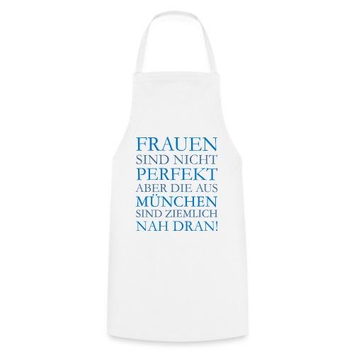 Frauen aus München (Blau) - Kochschürze