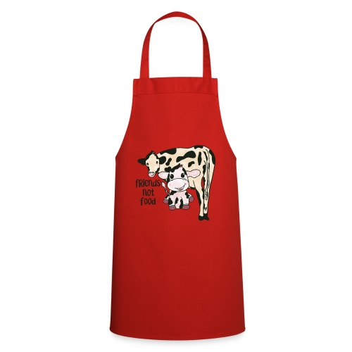 Friends not food - Cooking Apron