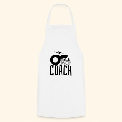 Appelle moi coach - Coach sportif - entraineur - Tablier de cuisine