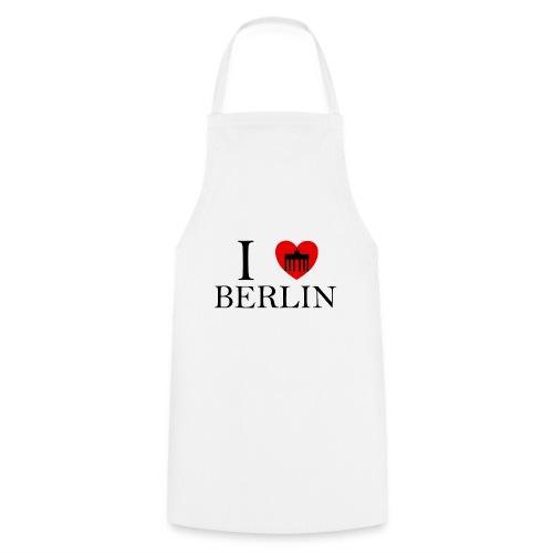 I LOVE BERLIN - Kochschürze