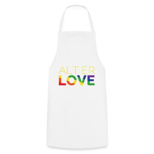Alt er Love | SKAM | LGBT | Pride - Kochschürze