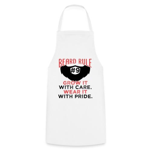 Beard Rule #9 - Kochschürze